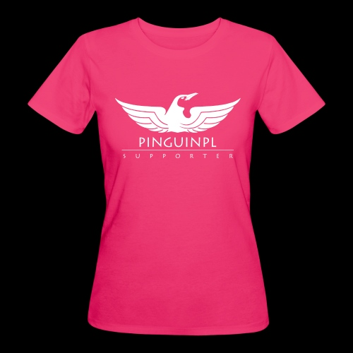 zwolennikiem Whiteline - Ekologiczna koszulka damska