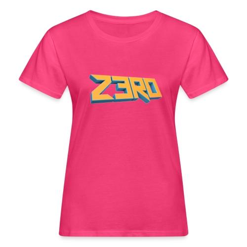 The Z3R0 Shirt - Women's Organic T-Shirt