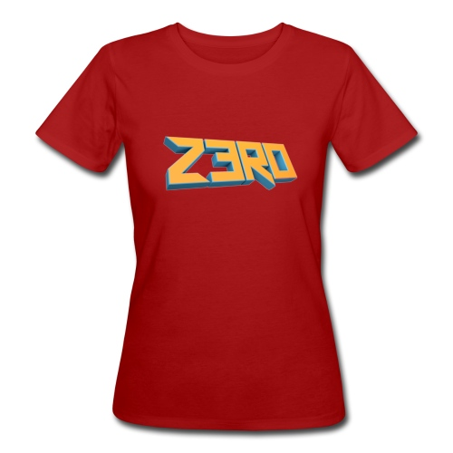 The Z3R0 Shirt - Women's Organic T-Shirt