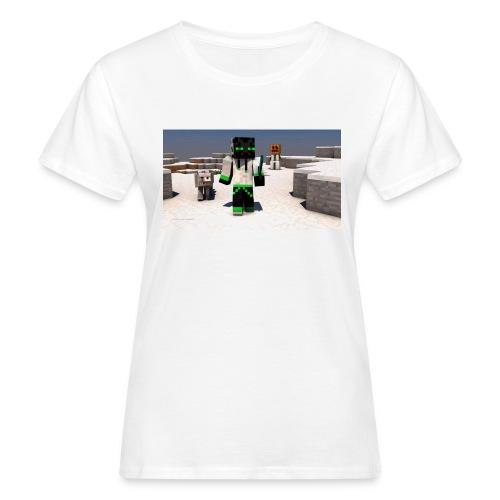 t-shirt - Ekologisk T-shirt dam