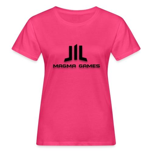 Magma Games hoesje - Vrouwen Bio-T-shirt