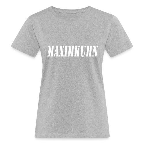 maximkuhn - Vrouwen Bio-T-shirt