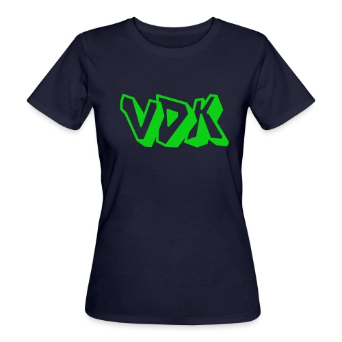 vdk shirt - Vrouwen Bio-T-shirt