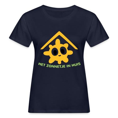 Grappige Rompertjes: Het zonnetje in huis - Vrouwen Bio-T-shirt