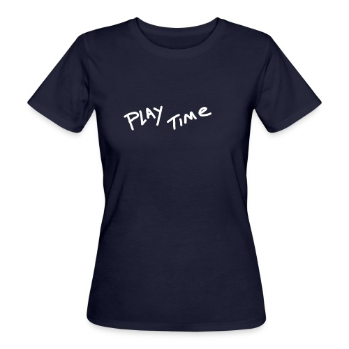 Play Time Tshirt - Women's Organic T-Shirt