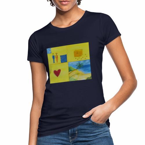Viererwunsch - Frauen Bio-T-Shirt