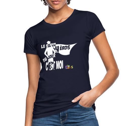 Anniversaire Super Heros (W) - T-shirt bio Femme
