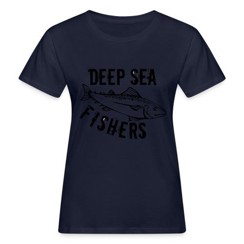 DSF - Naisten luonnonmukainen t-paita