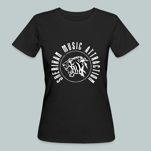 The Sherikan Music Attraction logo - Ekologisk T-shirt dam