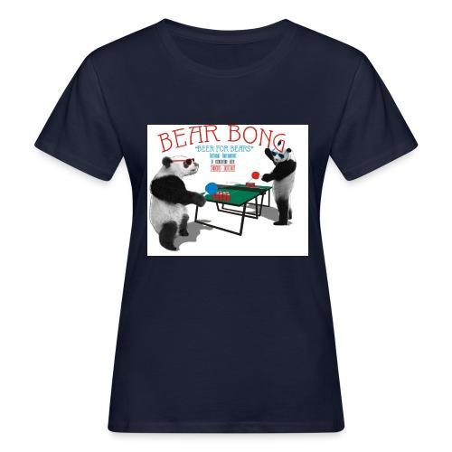 Bear Bong - Naisten luonnonmukainen t-paita