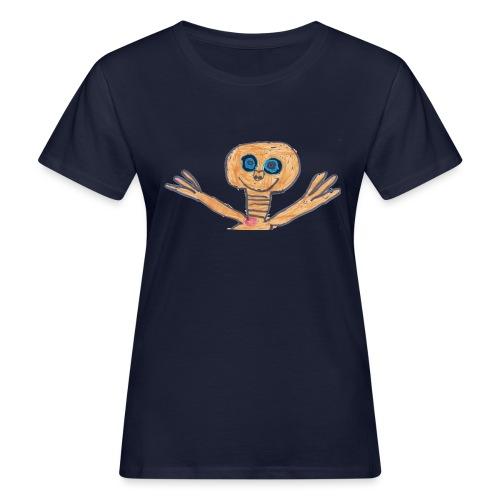 E.T. von Raban - Frauen Bio-T-Shirt