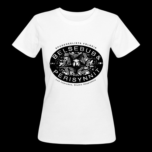 Belsebub&Perisynnit - Naisten luonnonmukainen t-paita