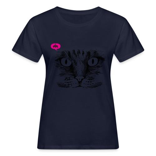 kattegezicht vdh - Vrouwen Bio-T-shirt
