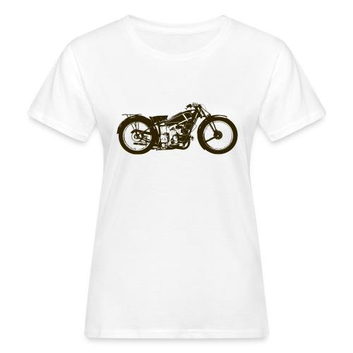 Classic Cafe Racer - Women's Organic T-Shirt