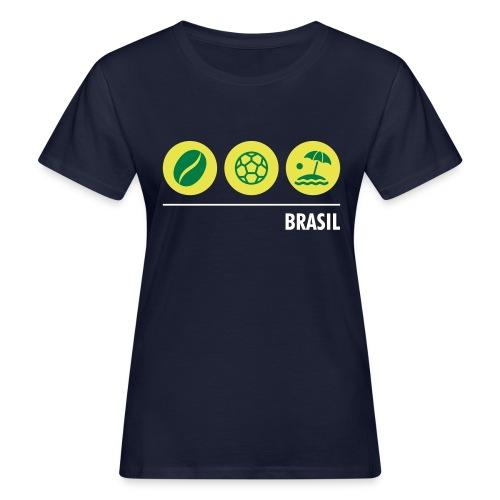 Circles - Brazil - Women's Organic T-Shirt