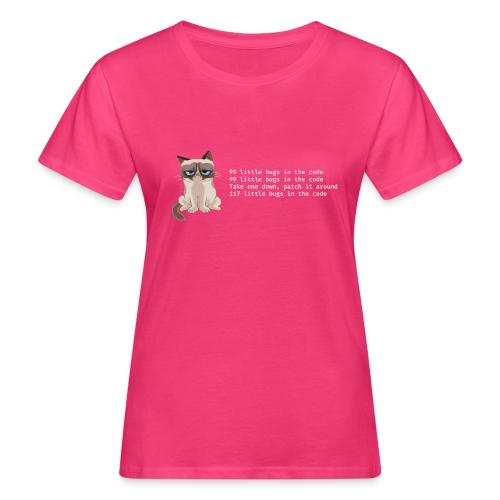 99bugs - white - Vrouwen Bio-T-shirt