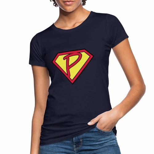 superp 2 - Frauen Bio-T-Shirt