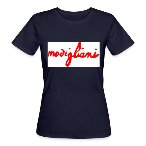 firm Amedeo - T-shirt ecologica da donna