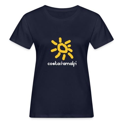 costadamalfi - T-shirt ecologica da donna