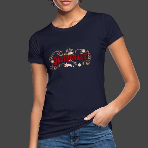 Jägerbraut - original Jägershirt - Frauen Bio-T-Shirt