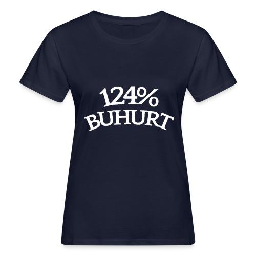 124 - Naisten luonnonmukainen t-paita