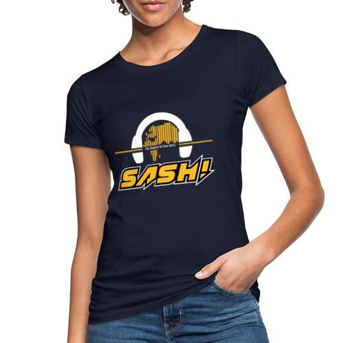 Sash! Logo 2020 Headfone - Women's Organic T-Shirt