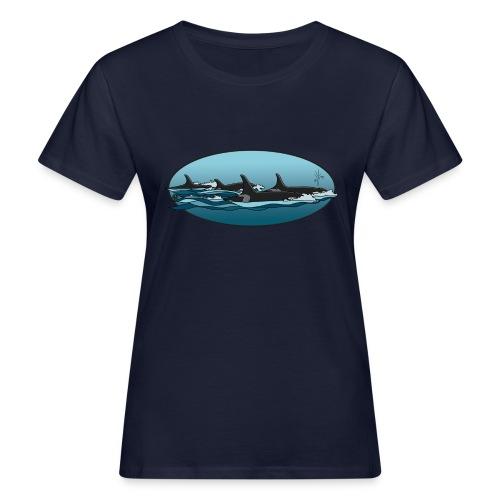 Orca - Vrouwen Bio-T-shirt