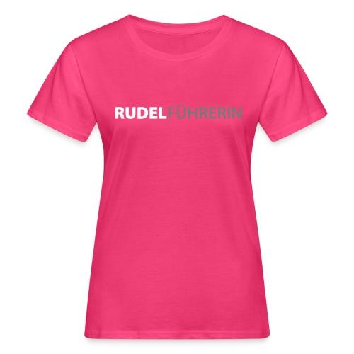 Vorschau: Rudelführerin - Frauen Bio-T-Shirt