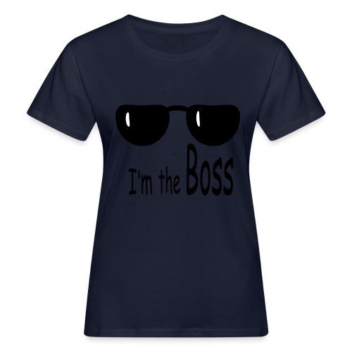 theBoss - T-shirt ecologica da donna