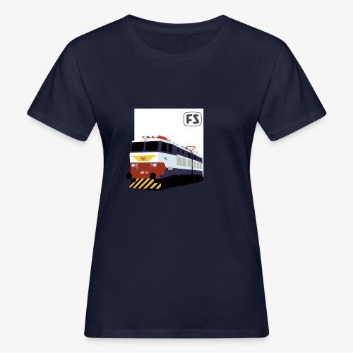 FS E 656 Caimano - T-shirt ecologica da donna
