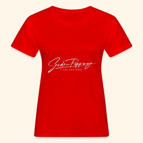 Sandor Poppinga, Filmemacher. Dies ist mein Logo. - Women's Organic T-Shirt
