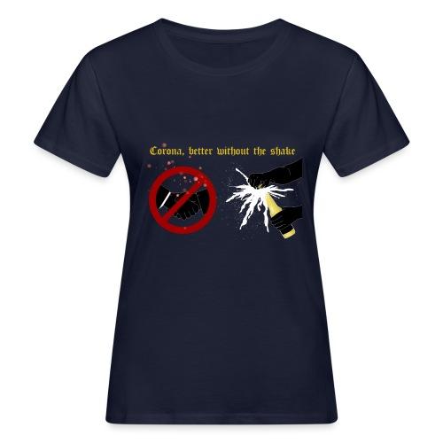 corona - Ekologisk T-shirt dam