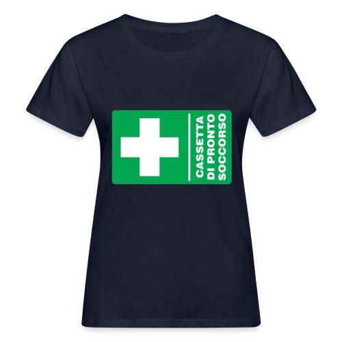 cartello png - T-shirt ecologica da donna