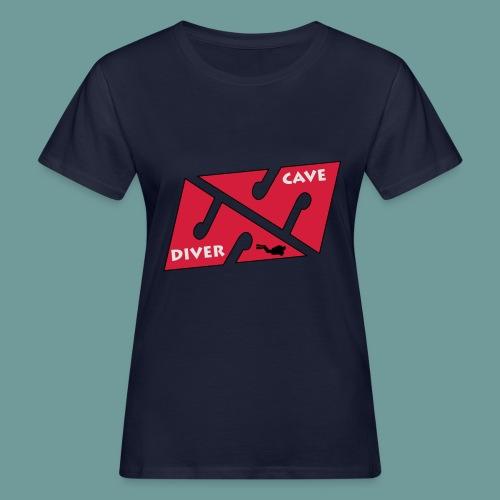 cave_diver_01 - T-shirt bio Femme