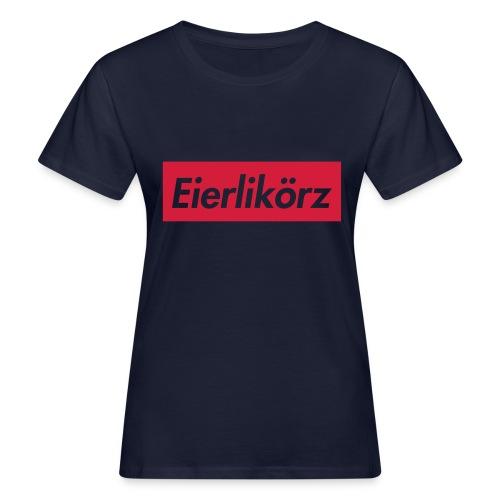 Eierlikörz SSFW 2017 Shirt - Frauen Bio-T-Shirt