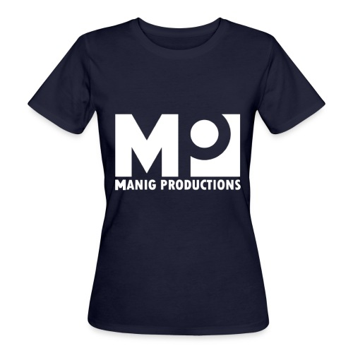 ManigProductions White Transparent png - Women's Organic T-Shirt