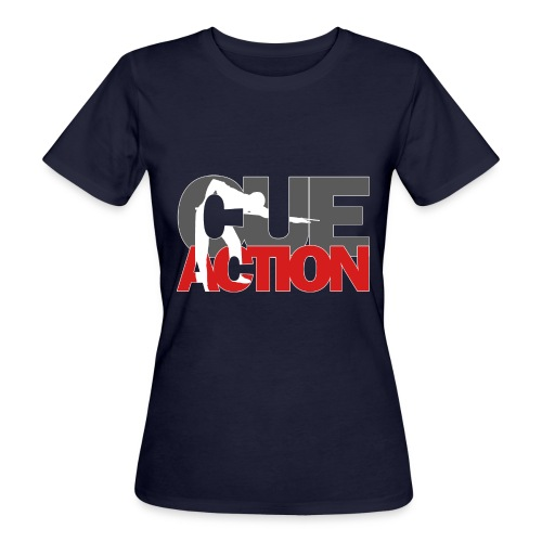 CueAction - Frauen Bio-T-Shirt