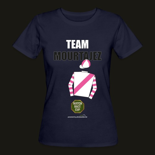 Team Mourtajez - Frauen Bio-T-Shirt