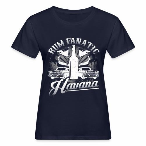 T-shirt Rum Fanatic - Havana - Ekologiczna koszulka damska