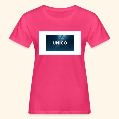 copertina canzone-unico - T-shirt ecologica da donna