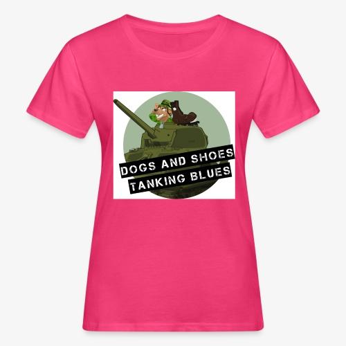logo dogs nieuw - Vrouwen Bio-T-shirt