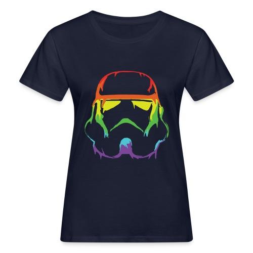 Pride Trooper - simple - Naisten luonnonmukainen t-paita