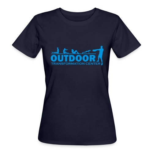 OTC Large Logo - Women's Organic T-Shirt