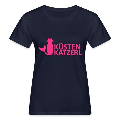 Küstenkatzerl - Frauen Bio-T-Shirt