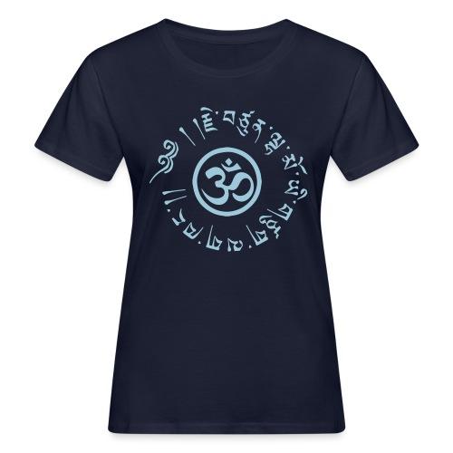 Om tibétain - T-shirt bio Femme