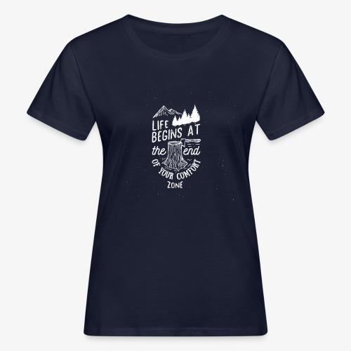 comfortzone - Women's Organic T-Shirt