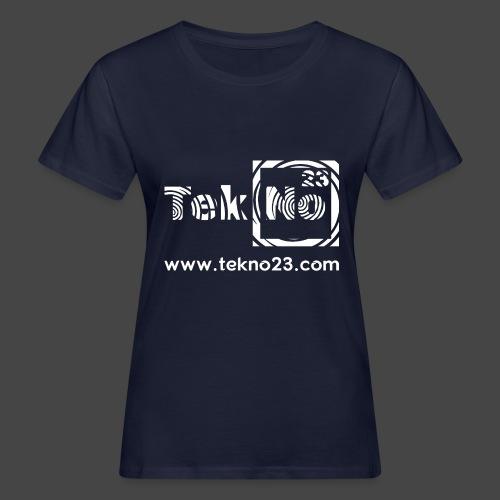 tekno 23 - T-shirt bio Femme