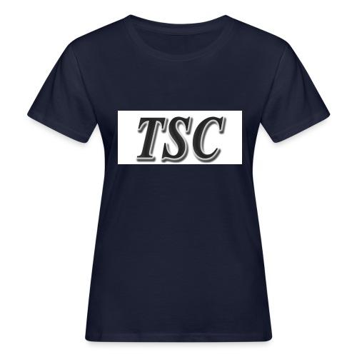 TSC Black Text - Women's Organic T-Shirt