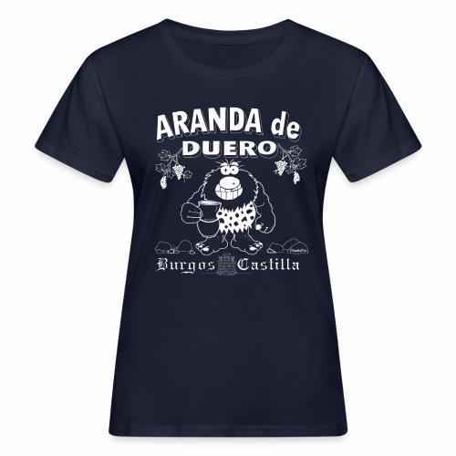 Dupi en Aranda de Duero. - Camiseta ecológica mujer