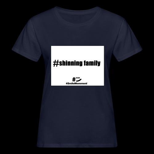 shinning family - T-shirt bio Femme